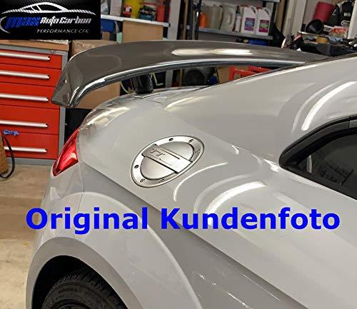 MAX AUTO Carbon Karbon GFK Rear Heck Spoiler passend für R8 42 TT TTS Racing Style GT Spoiler