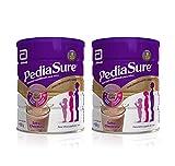 PediaSure – Pack Ahorro de 2 Complementos Alimenticios para Niños, Sabor Chocolate, con Proteínas, Vitaminas y Minerales - 850 g + 850g
