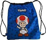 Mochila con cordón de Super Mario Bros Royal 62876-B