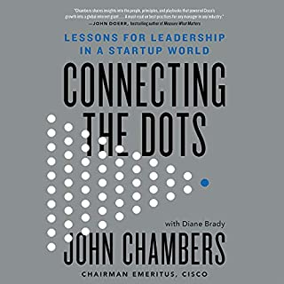 Connecting the Dots audiobook cover art