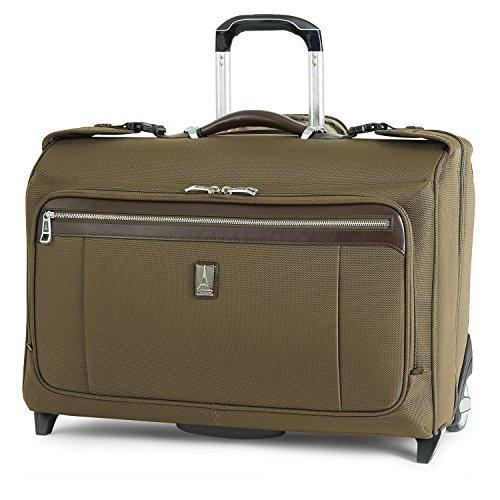 Travelpro Platinum Magna 2 Carry-on Rolling Garment bag, Olive