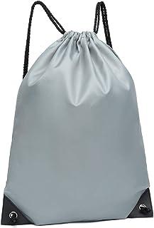 Kono Turnbeutel Sporttaschen Rucksack Gymsack mit Kordel Tasche für Sport Reisen und Schule Damen Herren Kinder