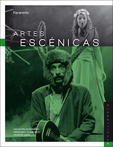 Artes escénicas. 2º Bachillerato