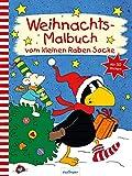 Weihnachts-Malbuch vom kleinen Raben Socke (Der kleine Rabe Socke)