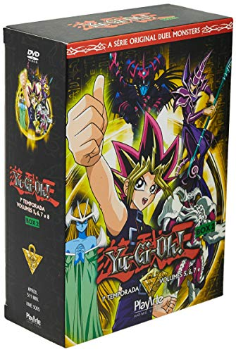 Yu-Gi-Oh 1ª Temporada Box2 - [DVD]