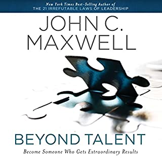 Beyond Talent cover art