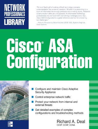Cisco ASA Configuration (Network Professional's Library)