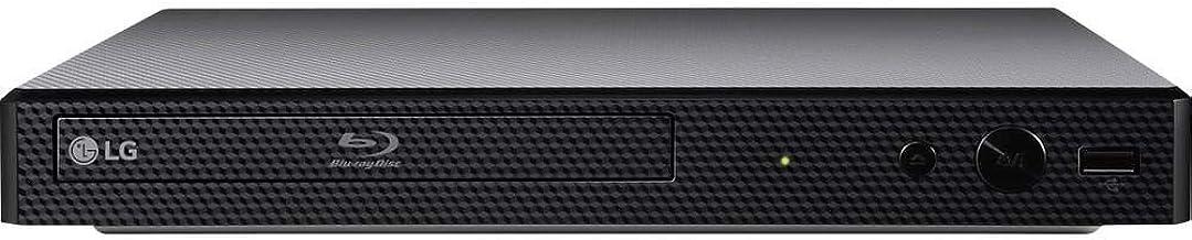 LG BP250 - Reproductor de BLU-Ray 2D (USB - Plus, HDMI)