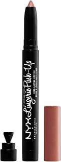 NYX PROFESSIONAL MAKEUP Lip Lingerie Push-Up Long-Lasting Lipstick, Bedtime Flirt 08