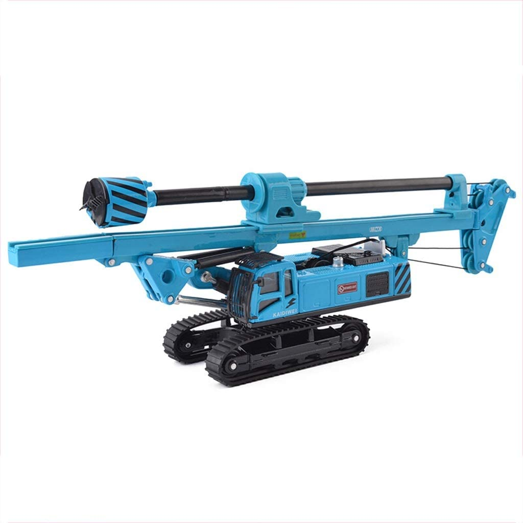 BJLWTQ Die-cast Large special price !! Metal Fashionable Toy Vehicle 1:64 S Machine Rotary Drilling