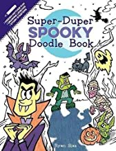 Super-Duper Spooky Doodle Book (Super-Duper Doodle Books)