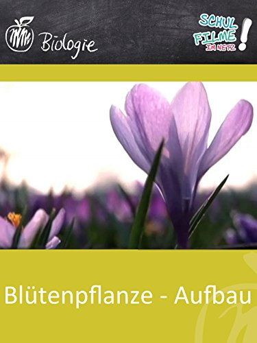 Blütenpflanze - Aufbau - Schulfilm Biologie