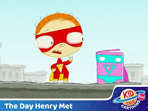 The Day Henry Met…A Microscope