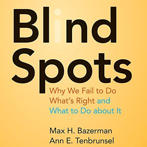Blind Spots audiobook cover art