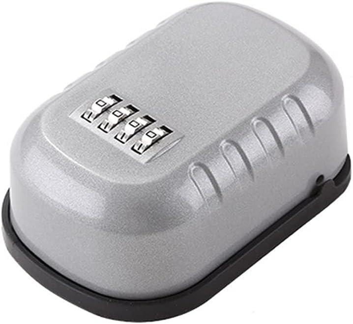 RR-YRN Indoor and Outdoor Key Combinati Popular product Safe Denver Mall Waterproof 4-Digit