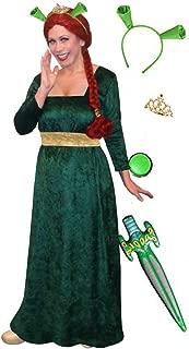 Fiona Plus Size Supersize Halloween Costume Deluxe Kit