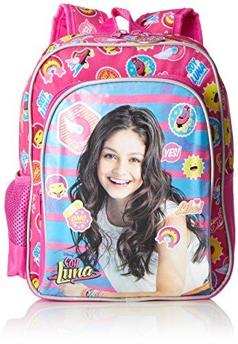 Disney 33921A1 Yo Soy Luna Mochila Infantil,  6.44 litros,  Color Rosa