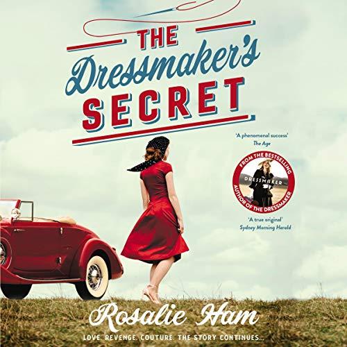 The Dressmaker's Secret cover art