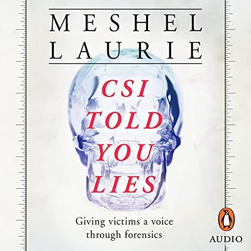 CSI Told You Lies cover art