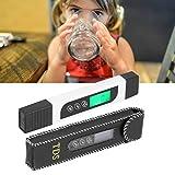 BOTEGRA Probador de Calidad del Agua, medidor portátil de PH y TDS Combinado para Agua Potable para acuarios