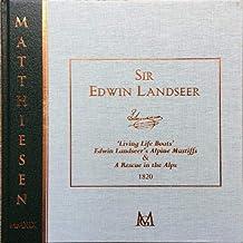 'Living Life Boats' Edwin Landseer's Alpine Mastiffs & A Rescue in the Alps