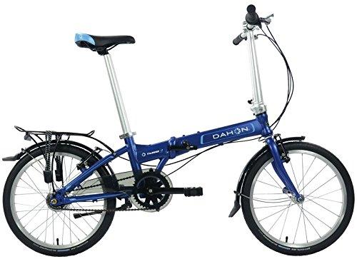 Dahon Vitesse i7 Bicicleta Plegable para Adulto, Marina,