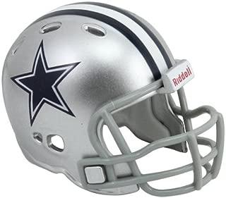 Dallas Cowboys Riddell Revolution Pocket Pro Football Mini Helmet