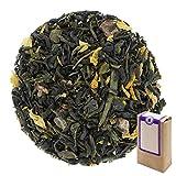 Núm. 1288: Té verde 'Cóctel verde' - hojas sueltas - 100 g - GAIWAN® GERMANY - Chun Mee y Sencha de China, piña, girasol