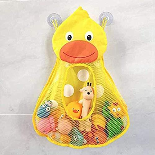 3 Bolsas De Almacenamiento De Juguetes Para El Baño, Organizador De Juguetes Para El Baño Bebés, Bolsas Almacenamiento Malla Ventosas Fuertes, Mantiene Los Juguetes Bañera Niños Secos Y Ordenados