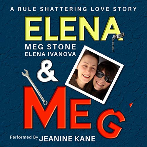 Elena and Meg  By  cover art