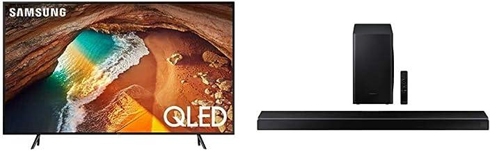 $1227 » Samsung 65-Inch QLED 4K Q60 Series (2019) Ultra HD Smart TV with Samsung HW-Q60T 5.1ch Soundbar (2020)