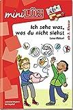 miniLÜK-Übungshefte: miniLÜK: 2./3. Klasse - Deutsch: Ich sehe was, was du nicht siehst: Deutsch / 2./3. Klasse - Deutsch: Ich sehe was, was du nicht siehst (miniLÜK-Übungshefte: Deutsch)