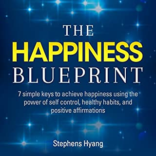 The Happiness Blueprint audiobook cover art