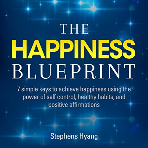 The Happiness Blueprint cover art
