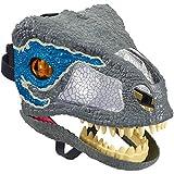 Product Image of the JURASSIC WORLD CHOMP 'N ROAR MASK Velociraptor 'Blue'