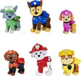 PAW Patrol Movie Pups Gift Pack with 6 Collectible Toy Figures, Kids' Toys for Ages 3 and up
