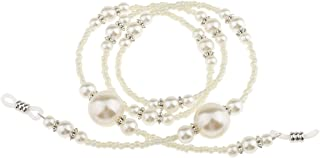 kesoto Glasses Chain - Beaded Eyeglass Cord - Sunglasses Necklace Around Neck