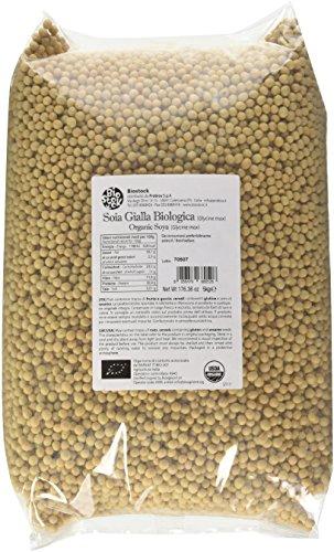 Probios Soia Gialla Bio - Confezione da 5 kg