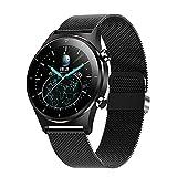 ZGZYL E13 Smart Watch Unterstützt Telefonnachricht GPS Bluetooth 5.0 Herren Smart Watch Fitness...