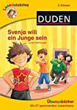 Lesedetektive Übungsbücher - Svenja will ein Junge sein