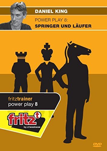 Daniel King: Power Play 8 - Springer und Läufer