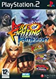 PS2 ART OF FIGHTING ANTHOLOGY