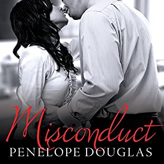 Misconduct                   By:                                                                                                                                 Penelope Douglas                               Narrated by:                                                                                                                                 Carrie Brach,                                                                                        Guy Locke                      Length: 11 hrs and 1 min     306 ratings     Overall 4.3
