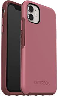 OtterBox Symmetry Series Case for iPhone 11 - BEGUILED Rose (Heather Rose/Rhododendron)