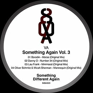 Something Again Vol. 3