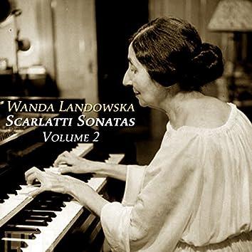 Scarlatti: Sonatas, Vol. 2