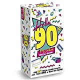 Buffalo Games Hella 90's - Pop Culture Trivia Game Brown