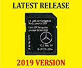 2019 Mercedes-Benz SD Card Navigation North America Part A2139069807 V2.3 Map 5.0