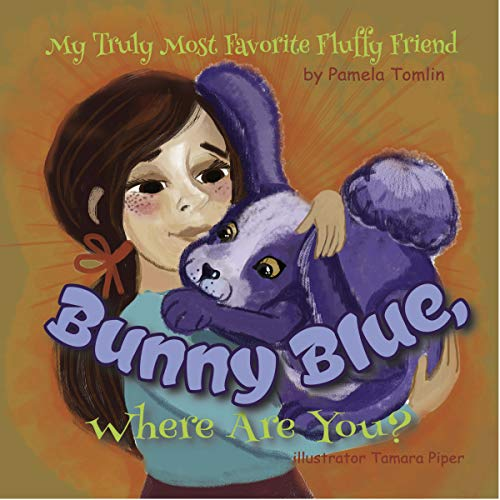 Bunny Blue, Where Are You? cover art