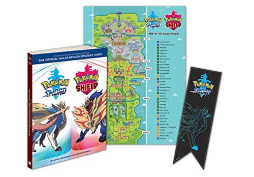 Pokémon Sword & Pokémon Shield: The Official Galar Region Strategy Guide (Pokemon (Prima Official Guide/Official Pokedex Guide))